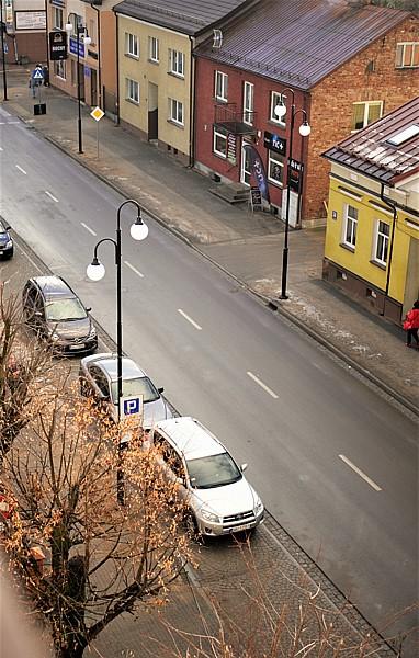 Odbiór techniczny ulicy 3 Maja