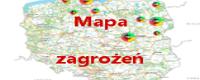 Mapa zagrożeń