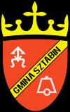 Herb Gminy Sztabin