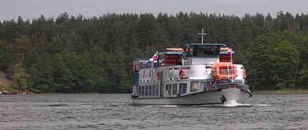 rejs statkiem pasażerskim