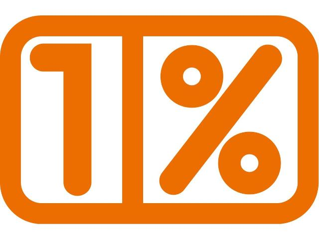 1% na szpital