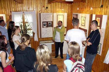 Zwiedzanie Muzeum Kanału Augustowskiego w Augustowie
