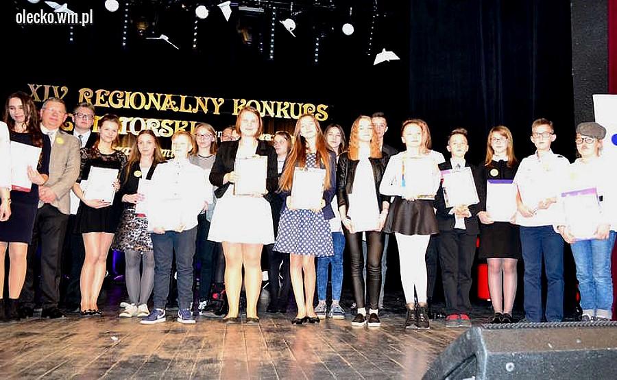 XIV Regionalny Konkurs Recytatorski