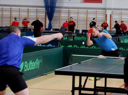 XXIV Mistrzostwa Polski Strażaków w tenisie stołowym