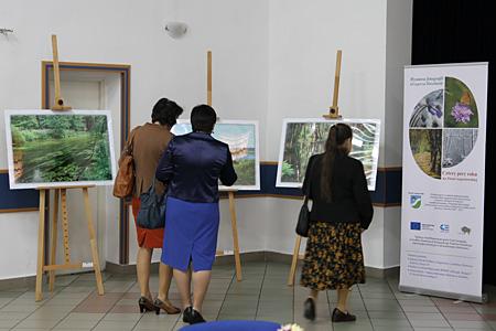Otwarcie wystawy w Żarnowie fot1.