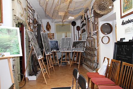 Otwarcie wystawy w Sztabinie fot1.