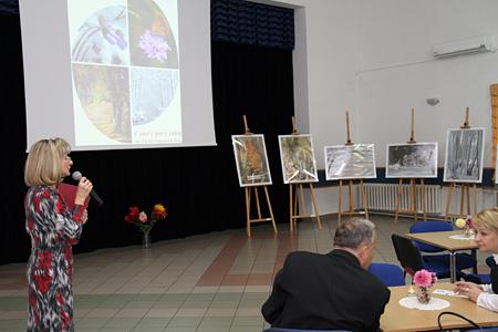 Otwarcie wystawy w Żarnowie fot2.