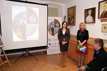 Otwarcie wystawy w Sztabinie fot2.