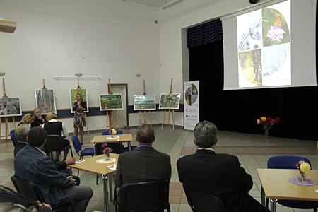 Otwarcie wystawy w Żarnowie fot3.