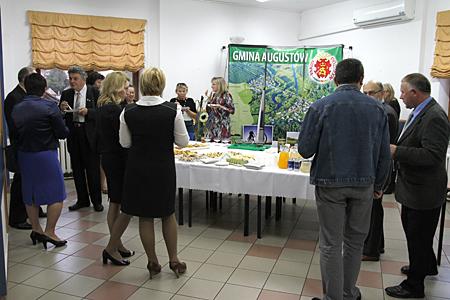 Otwarcie wystawy w Żarnowie fot5.