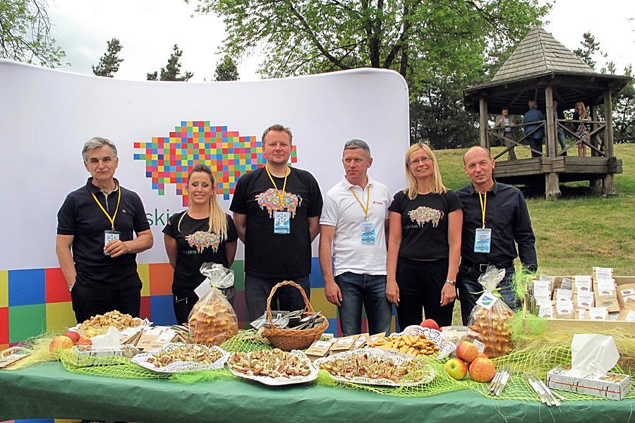 Wizyta w Brasławiu