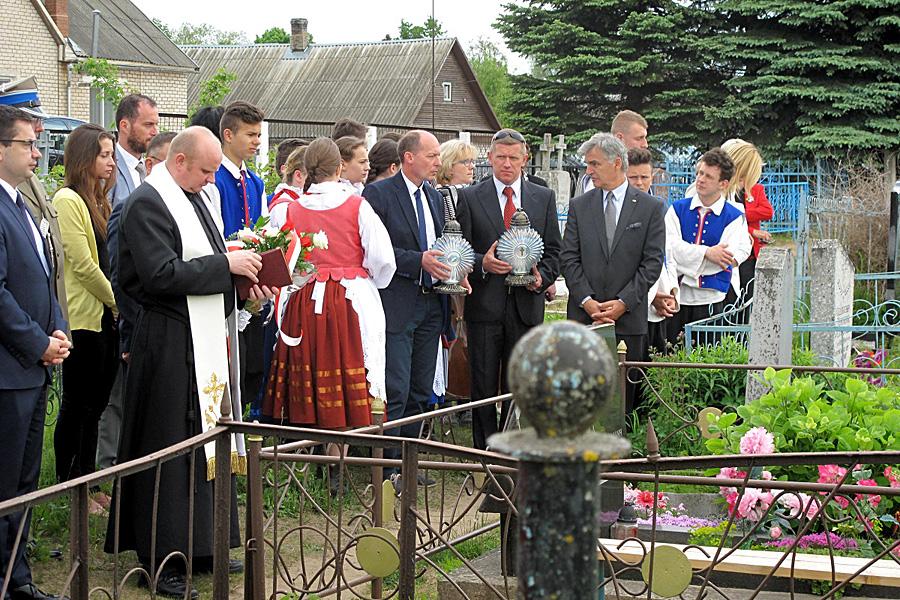 Z wizytą w Brasławiu