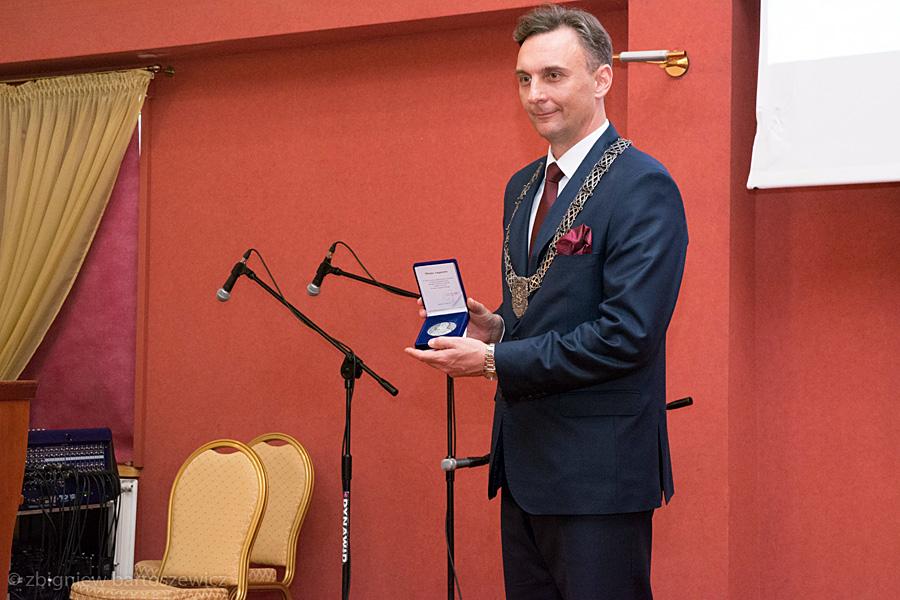 Medal dla Augustowa