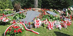 Obchody 72. rocznicy Obławy Augustowskiej w Gibach