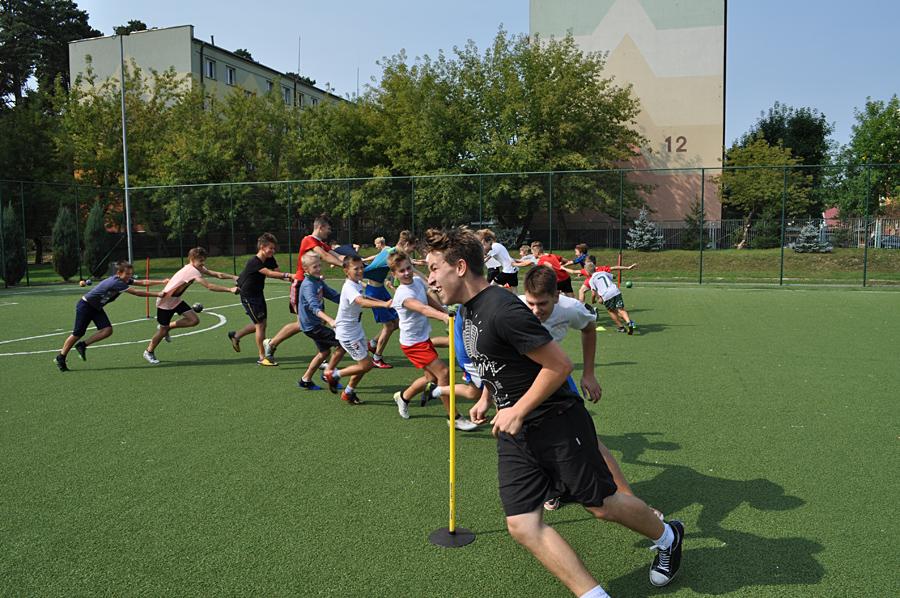 Dzień Sportu na Orliku przy ACE