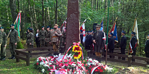 73. rocznica bitwy na Osowych Grzędach