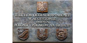 Uroczyste obchody 25-lecia II Liceum Ogólnokształcącego w Augustowie