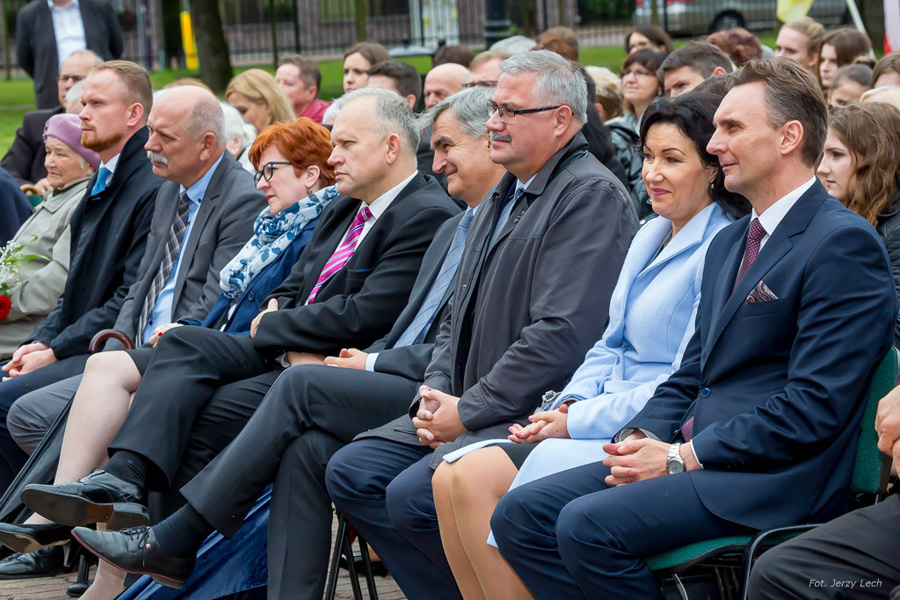 25-lecie II Liceum Ogólnokształcącego w Augustowie