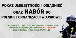 Nabór do Polskiej Organizacji Wojskowej