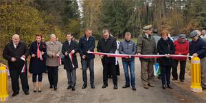 Otwarcie drogi Szczebra – Kurianki