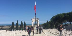 """Śladami bohaterów"" – I LO na Monte Cassino"