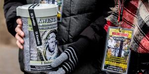 Rekordowa kwesta na augustowskim cmentarzu