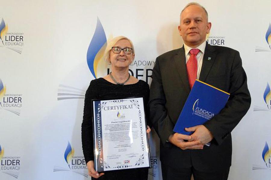 Powiat Augustowski Liderem Edukacji