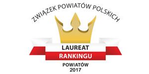 Powiat zwycięzcą Ogólnopolskiego Rankingu