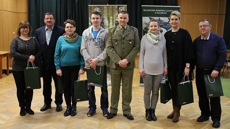 Zakończenie kwalifikacji wojskowej 2018