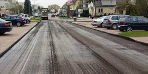 Ruszyła przebudowa ulicy Hożej i Licealnej