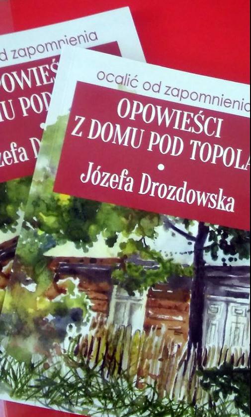 Promocja książki Józefy Drozdowskiej