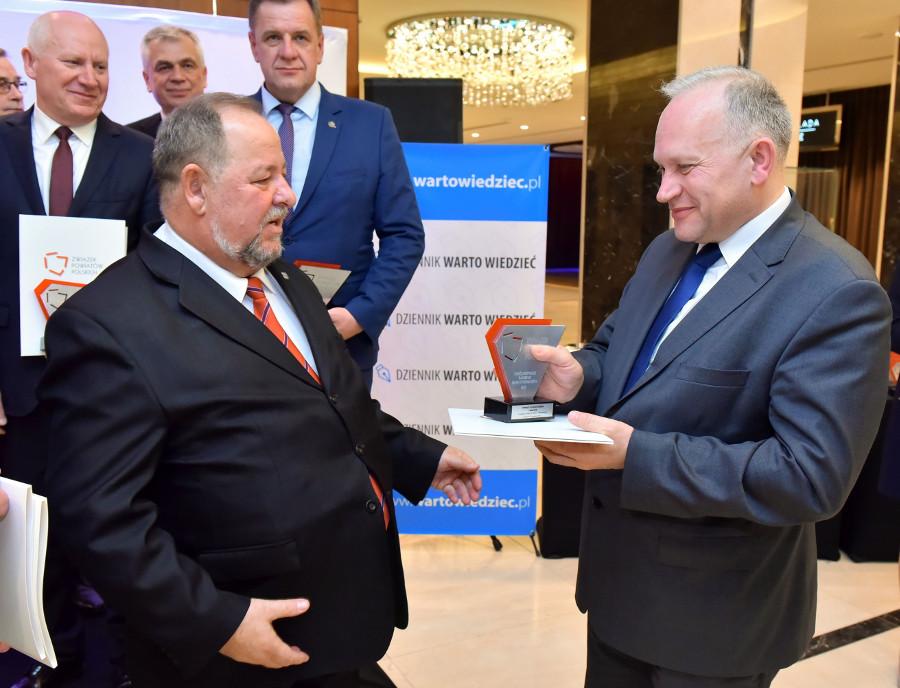 uroczystość wręczenia nagród laureatom Rankingu Powiatów 2017 - fot. 1