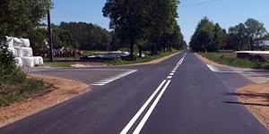 Powiat zakończył modernizację kolejnej drogi