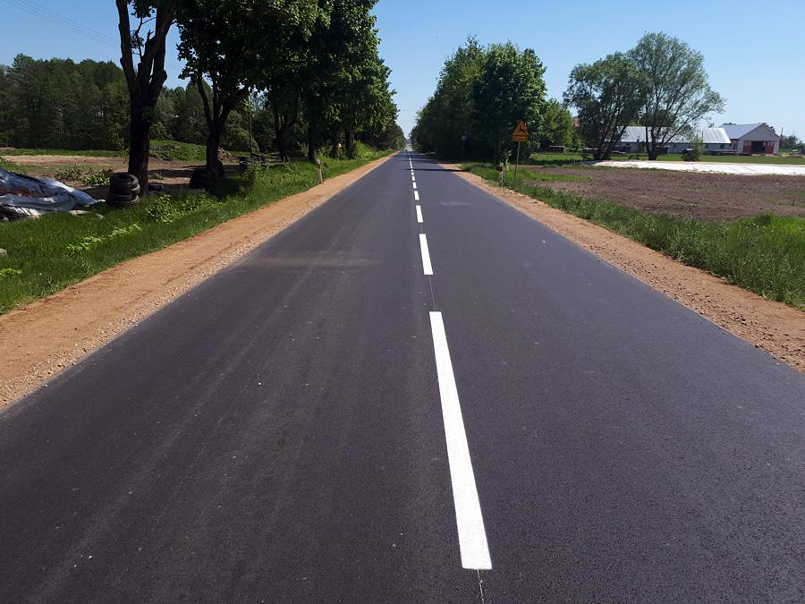 Modernizacja ulicy Rajgrodzkiej