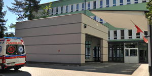 Otwarcie SOR w augustowskim szpitalu