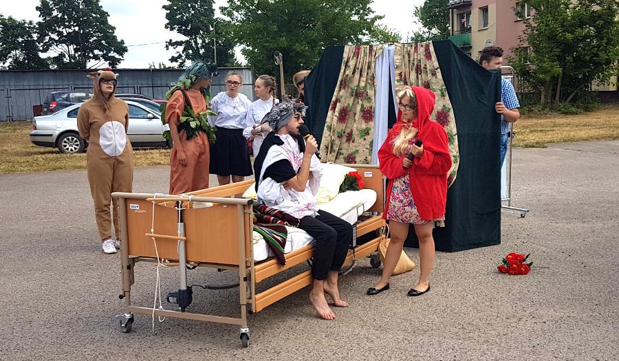 Piknik w Hospicjum