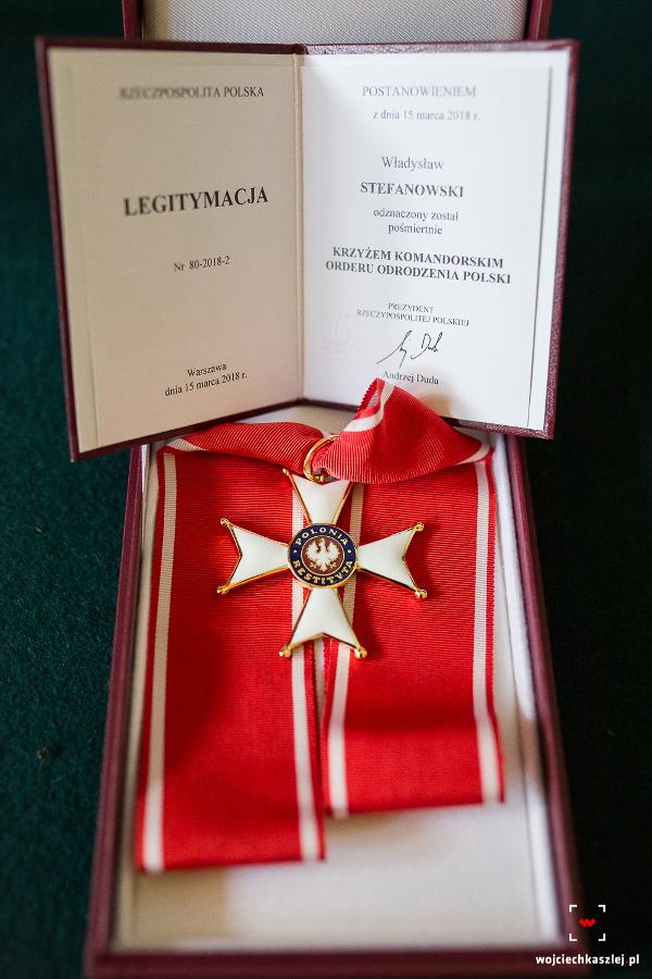 Ordery Odrodzenia Polski dla 13 żołnierzy AK – AKO - WiN