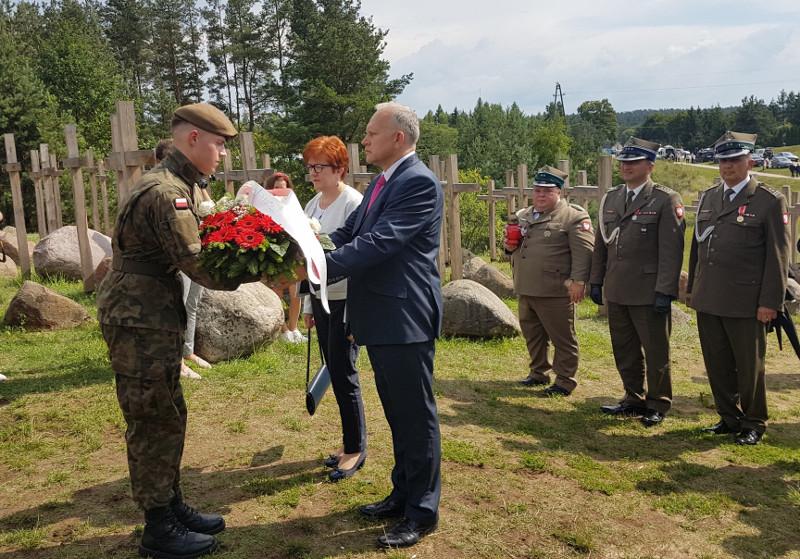73. rocznica Obławy Augustowskiej