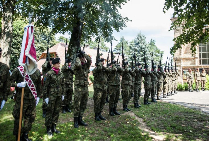 święto 1 Pułku Ułanów Krechowieckich im. płk. Bolesława Mościckiego