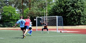XV Turniej Piłki Nożnej Służb Mundurowych o Puchar Starosty Augustowskiego