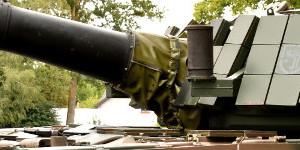 Zmiana dowódcy Batalionu Czołgów Ułanów Krechowieckich