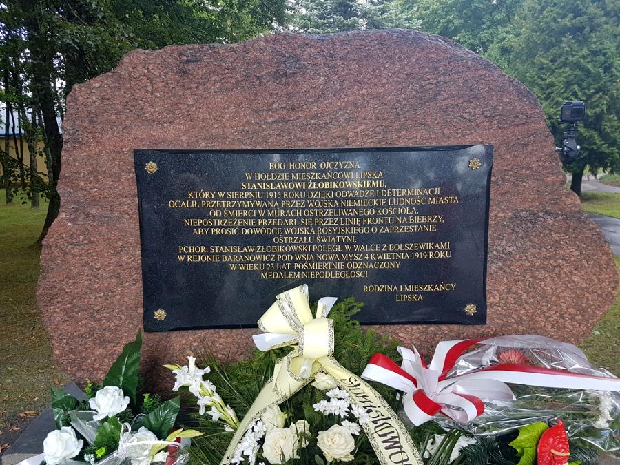 Uczczono pamięć żołnierzy