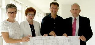 Podpisanie umowy na modernizację piętra w SP ZZOD