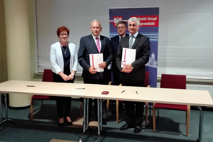 Powiat pozyskał dotację na ul. Głowackiego i ul. Młodości