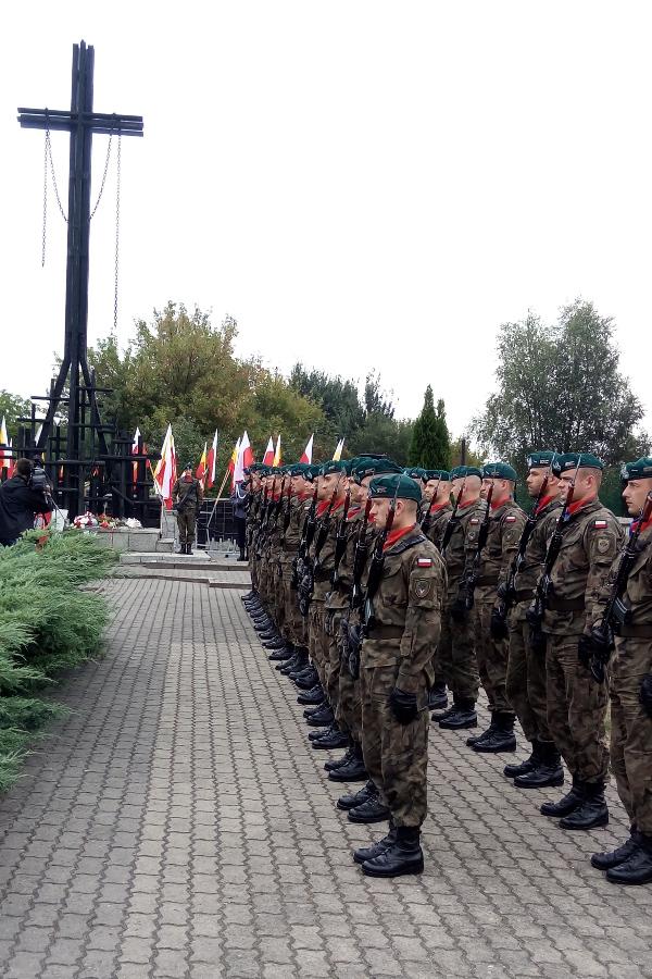 XVIII Międzynarodowy Marsz Pamięci Zesłańców Sybiru