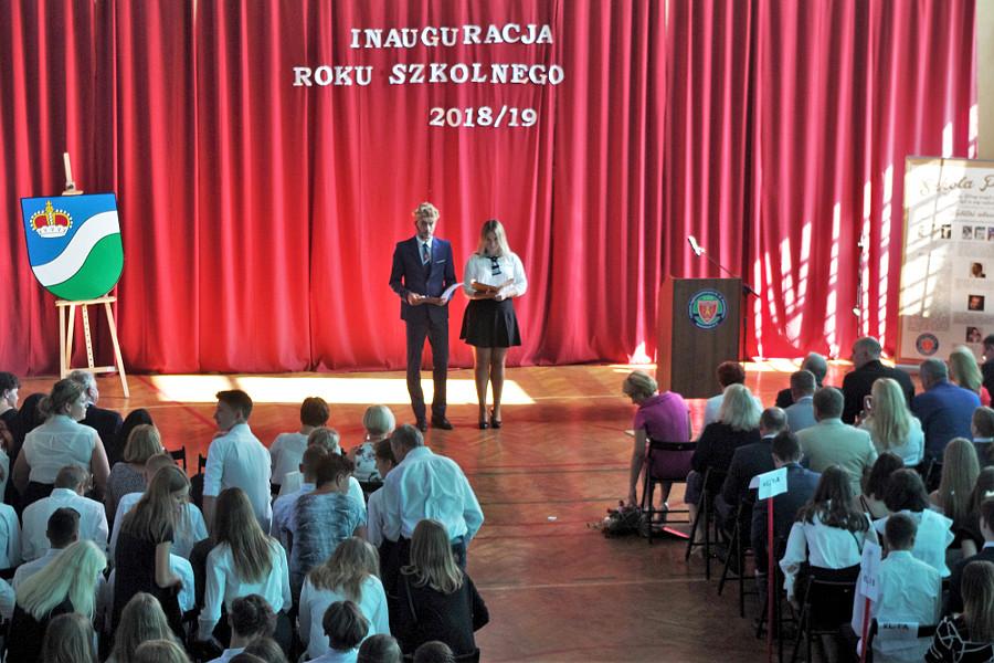 Powiatowa inauguracja roku szkolnego 2018/2019