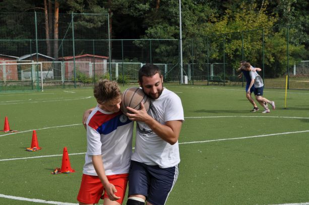 """Dzień Sportu"""" na Orliku"""