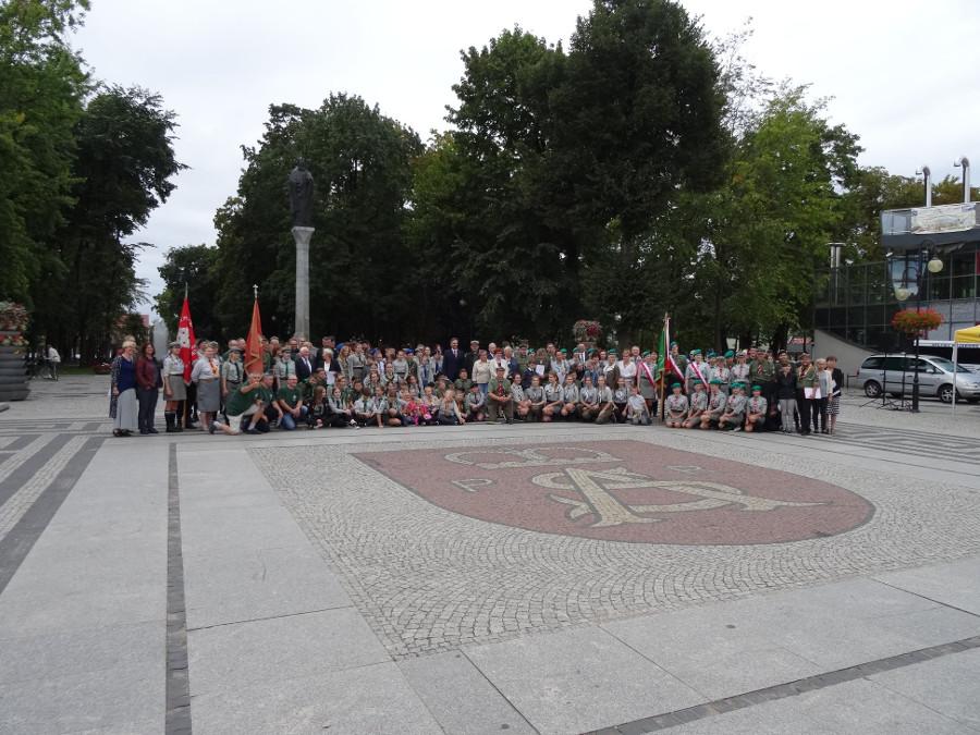 100 lat harcerstwa w Augustowie fot.2
