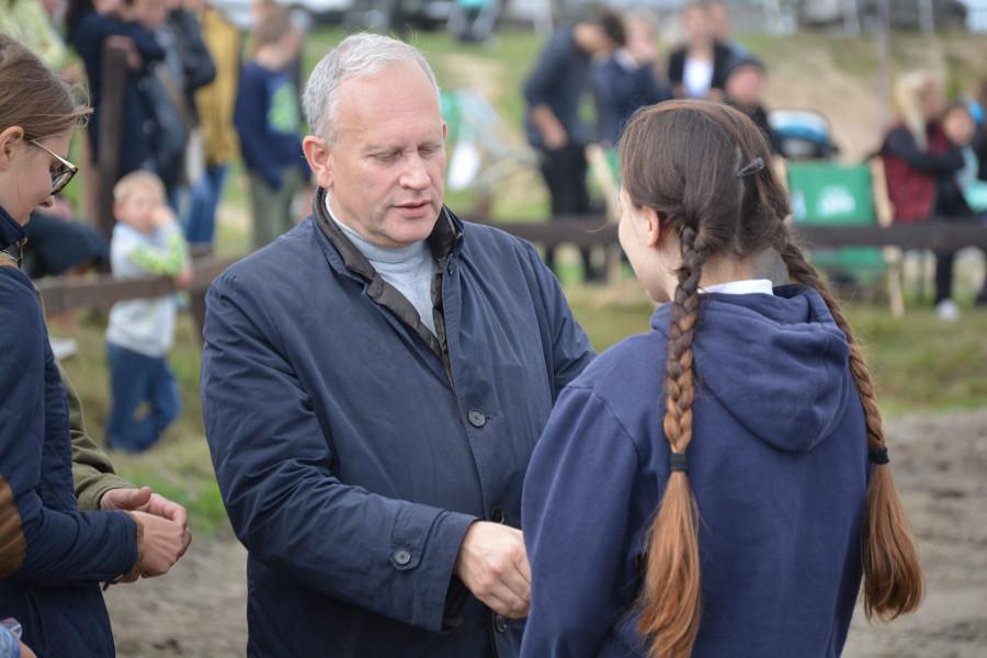 II Towarzyskie Zawody w Skokach przez Przeszkody fot.1