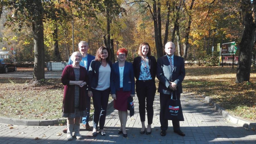 Spotkanie młodzieży z konsulem amerykańskim - fot.3